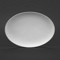 Coupe Oval Platter