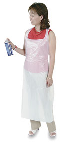 Disposable Apron, Pkg of 100