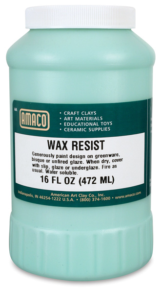 Amaco Wax Resist