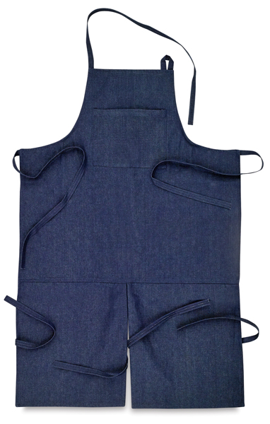 Wheel Thrower's Apron