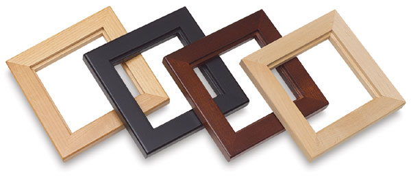 Wood Trivet Frames - BLICK art materials