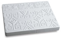 Amaco Multicultural Textured Slab Molds