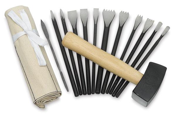 Professional Stone Tool Set