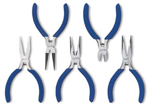 Craft Pliers, Set of 5