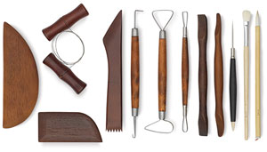 Basic Pottery Tool Set