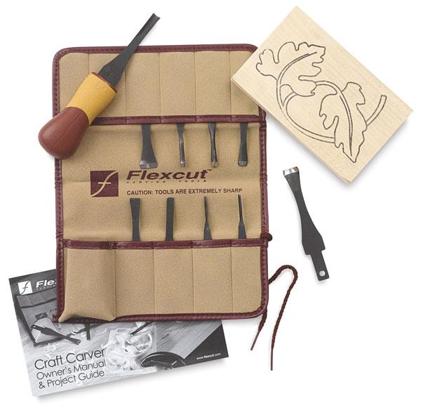 Craft Kit, Set of 11