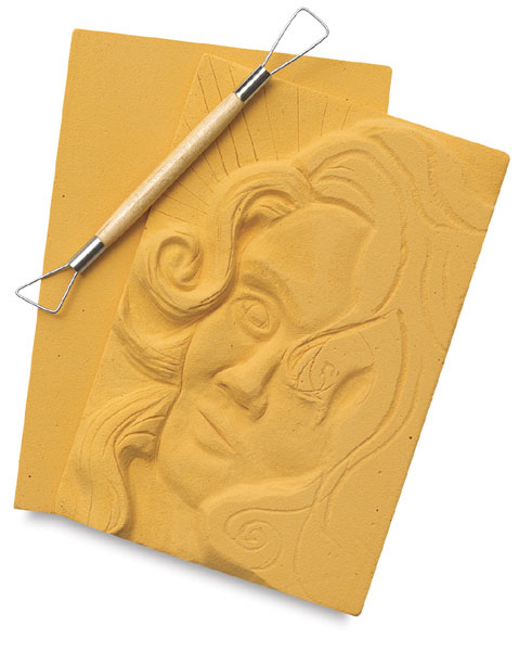 Balsa Foam, 2 Blocks