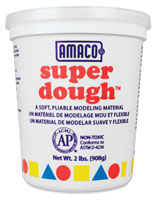 Amaco Super Dough