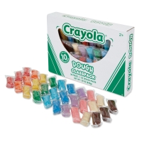Crayola Dough, Set of 30, 1 oz bags