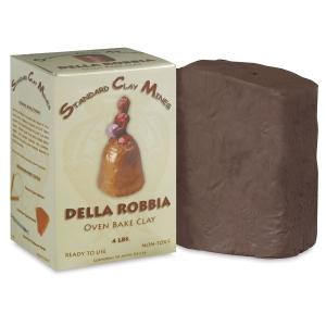 Della Robbia Oven Bake Clay