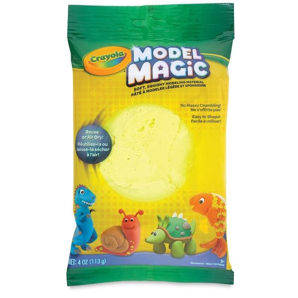 Model Magic, Neon Yellow