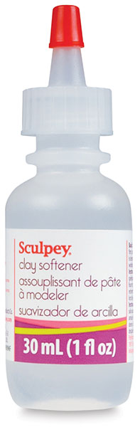 Sculpey Clay Softener
