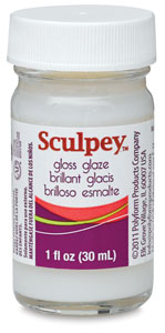 Sculpey Glaze, Gloss Finish