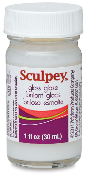 Sculpey Glaze Blick Art Materials