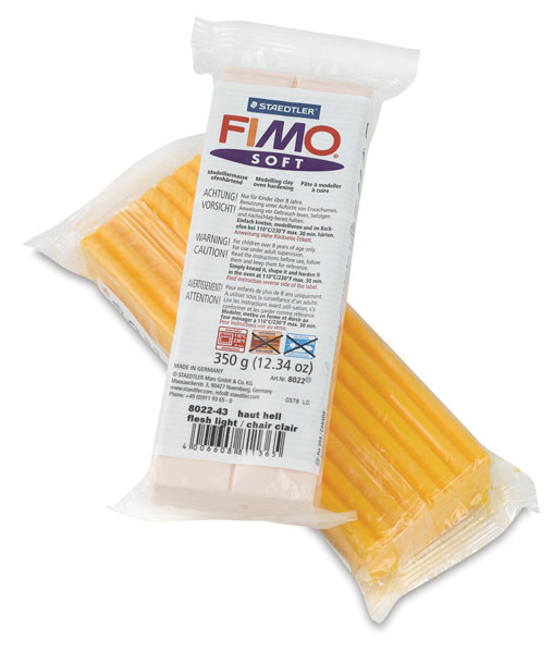 Fimo Soft Polymer Clay, 13 oz