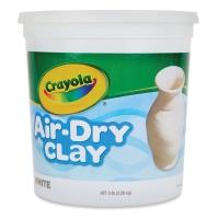 Crayola Air-Dry Clay, 5 lb Bucket