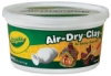 Air-Dry Clay, 2½ lb Bucket, White