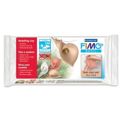 Fimo Air Basic Modeling Clay, Flesh