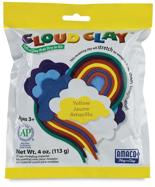 Cloud Clay, Yellow