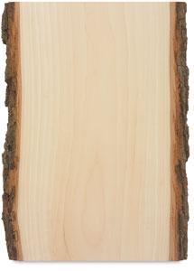 Basswood Plank, Large