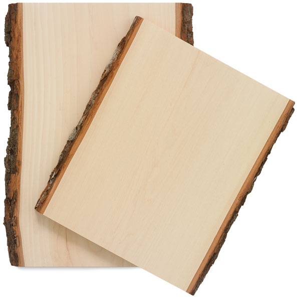 Country Basswood Planks