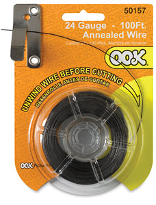 Annealed Specialty Wire, 24-gauge