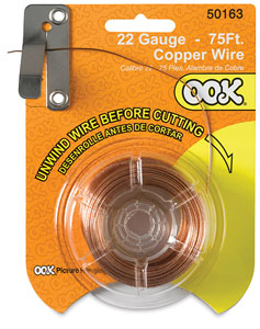 Copper Specialty Wire, 22-gauge