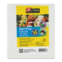 "Rigid Wrap Plaster Cloth Roll, 6"" x 16.7 yards"