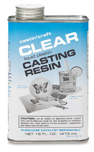 Castin Craft Clear Polyester Casting Resin Blick Art
