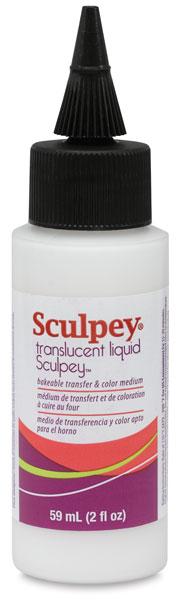 Translucent Liquid Sculpey, 2 oz