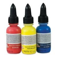 Liquid Sculpey, Primary Colors Multi-Pack, Set of 3
