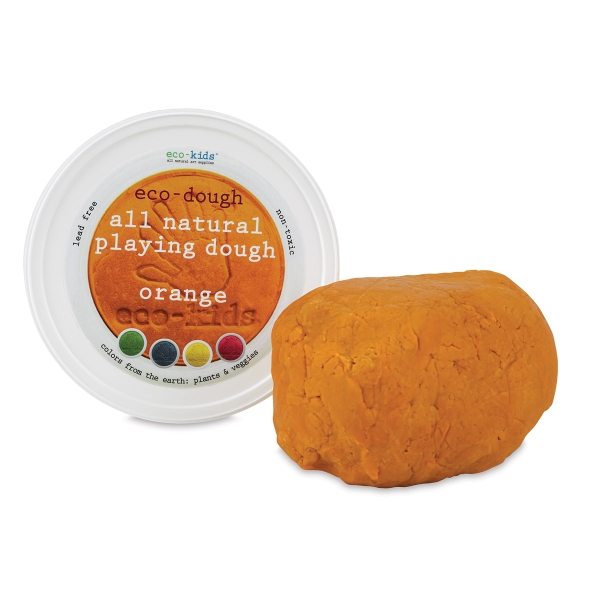 Eco-Dough, Orange