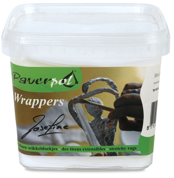Paverpol Wrappers, Tub of 100