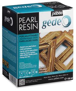 Gedeo Pearl Resin, Vermeil