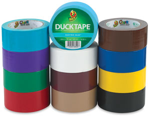 Color Duck Tapes