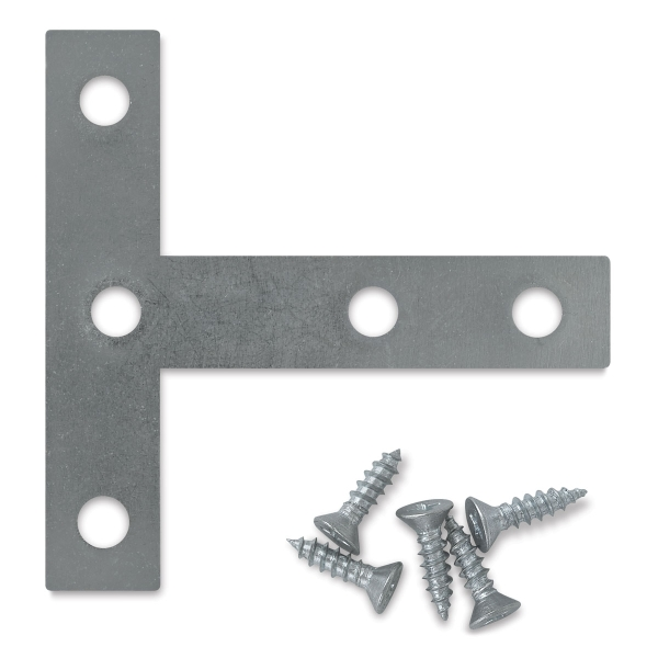 Cross Brace T-Plates, Pkg of 1