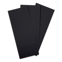 Sandpaper, Fine Texture, Pkg of 3 Sheets
