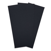 Sandpaper, Medium Texture, Pkg of 3 Sheets