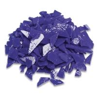 Glass Mosaic Chunks, Cobalt