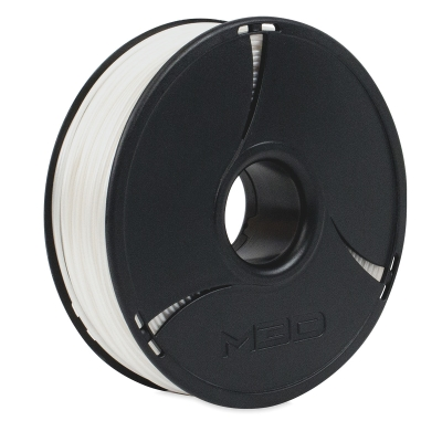 White Pearl Ink Filament, 250 ft Spool