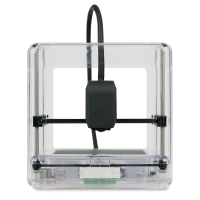 Micro Plus 3D Printer, Clear