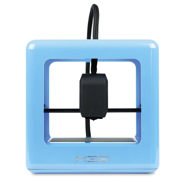 Micro Plus 3D Printer, Blue