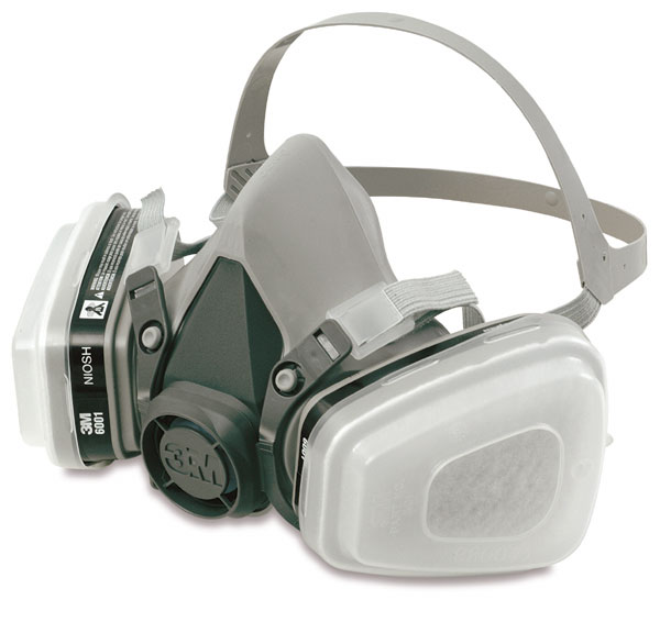 Easi-Air Paint Spray Respirator