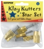 Set of 5 Cutters, Star