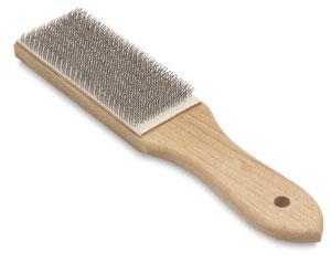 Rasp Brush