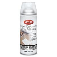 Super Quick Grip Spray Adhesive