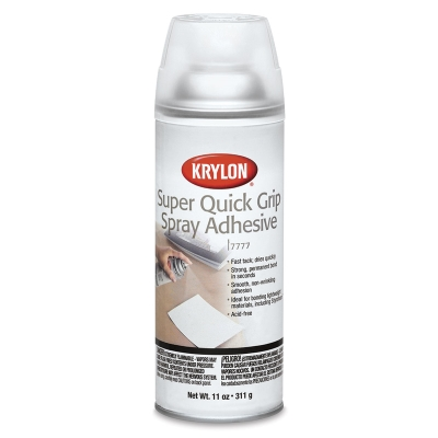 Super Quick Grip Spray Adhesive