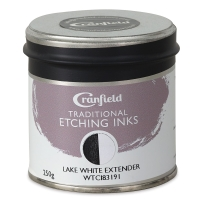 Cranfield Traditional Etching Ink, Lake White Extender, 250 g