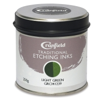 Cranfield Traditional Etching Ink, Light Green, 250 g