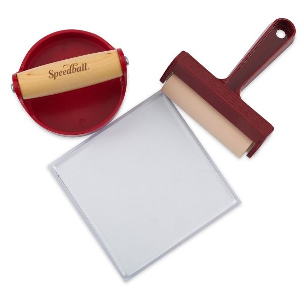 Gel Printing Plate Tool Kit